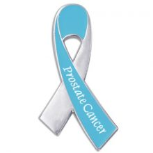 Prostate Cancer Awareness Ribbon