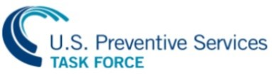 United States Preventive Services Task Force (USPSTF) Recommendations for PSA Screening.  Click logo for video.